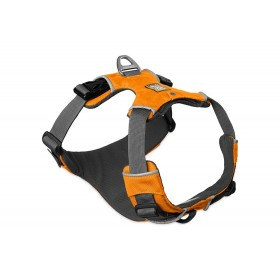 Front Range Harness in Campfire orange von Ruffwear
