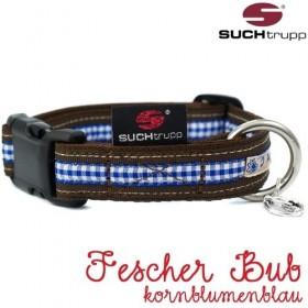 """Hundehalsband """"Fescher Bub""""  von SUCHtrupp"""