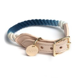 Tau-Halsband indigo von FOUND MY ANIMAL