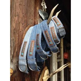 Jeans-Halsband von Stitch by Stitch