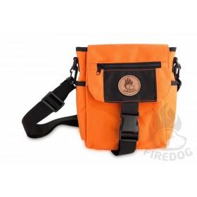 Mini-Dummytasche Deluxe von firedog in orange